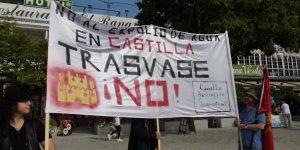 ASCCAS en Aranjuez contra el Trasvase